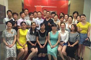 上海美暖网络营销沙龙分享会