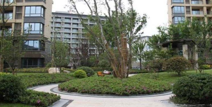 汇智湖畔公寓辐射制冷系统解决方案